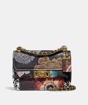 TROUPE CROSSBODY WITH KAFFE FASSETT PRINT