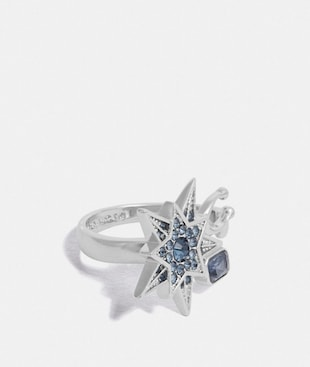 SIGNATURE STAR RING