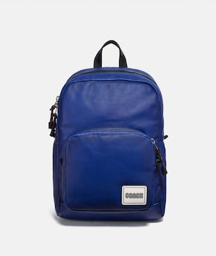 PACER TALL BACKPACK WITH COACH PATCH
