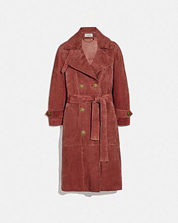 aaef2e4b1218a Women's Outerwear | COACH ®