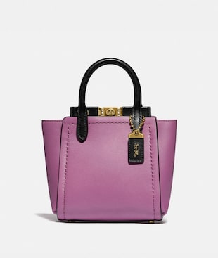 TROUPE TOTE 16 IN COLORBLOCK