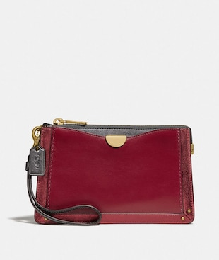 WRISTLET DREAMER COLOR BLOCK EN TOILE EXCLUSIVE