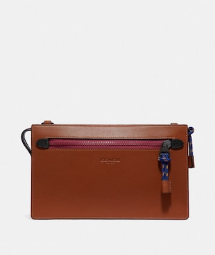 POCHETTE RIVINGTON CONVERTIBLE EN COLOR BLOCK