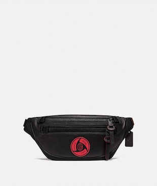 COACH X MICHAEL B. JORDAN BELT BAG
