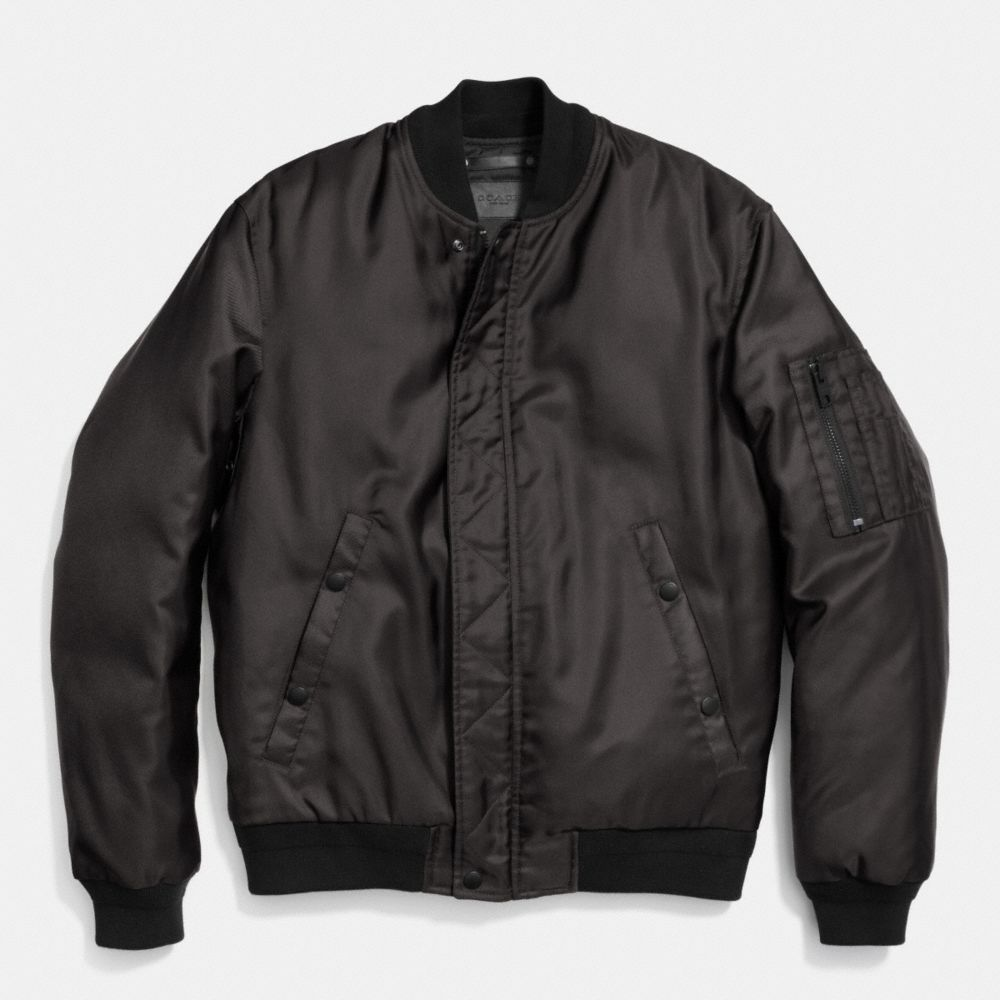MA-1 JACKET IN NYLON