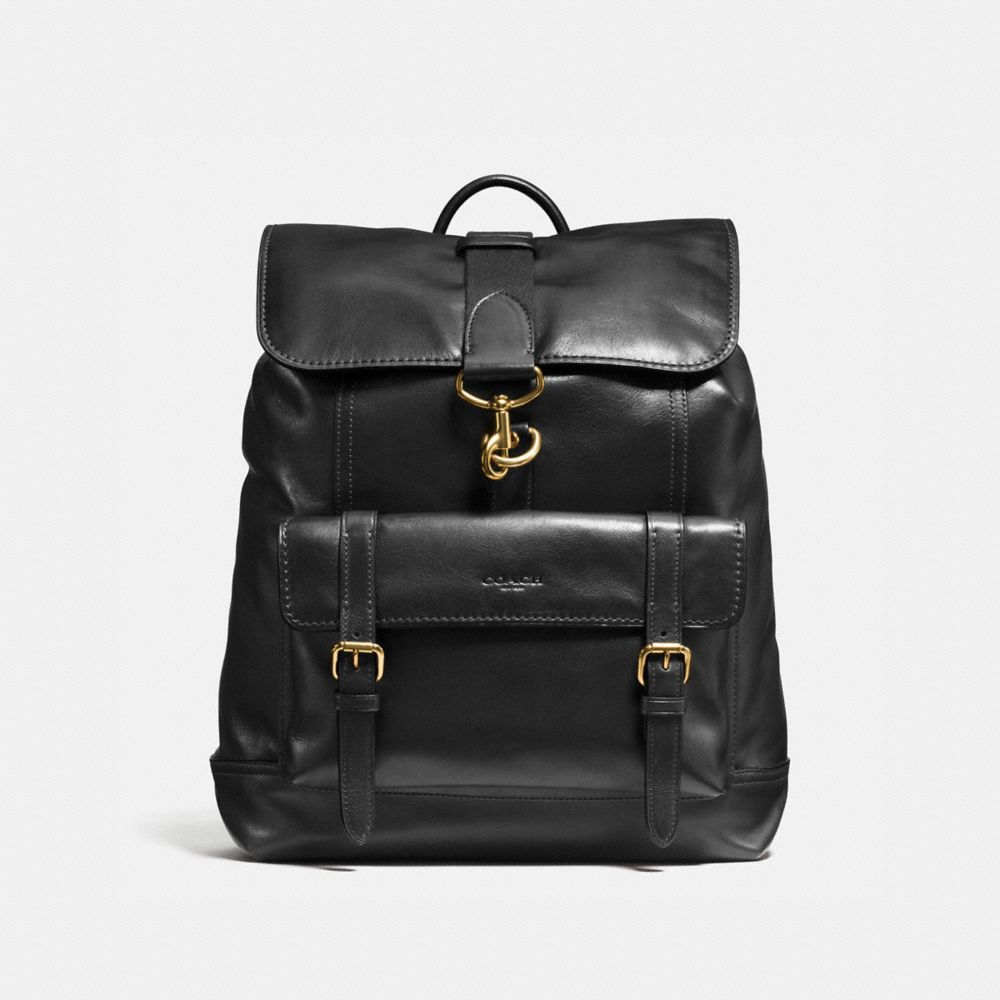 BLEECKER BACKPACK IN SPORT CALF LEATHER
