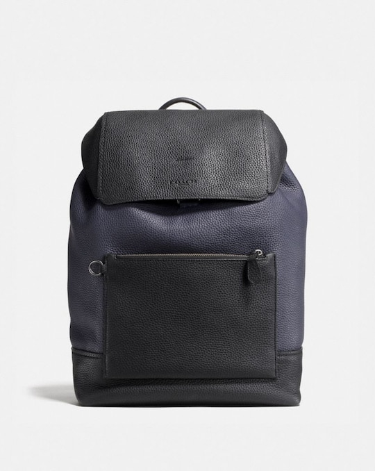 MANHATTAN BACKPACK IN COLORBLOCK