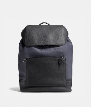 MANHATTAN RUCKSACK IM COLOURBLOCK