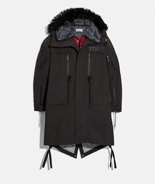 PARKA COACH X MBJ 3 IN 1