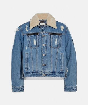 VESTE DENIM COACH X MBJ