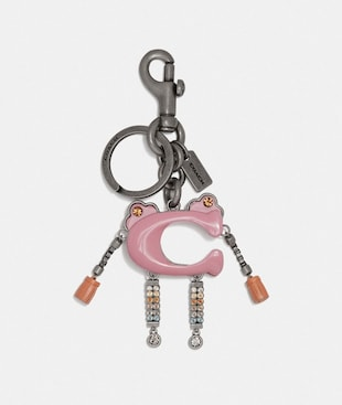 SIGNATURE MONSTER BAG CHARM