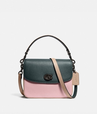 CASSIE CROSSBODY 19 IN COLORBLOCK
