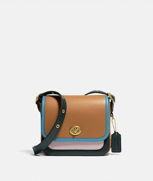 RAMBLER CROSSBODY 16 IN COLORBLOCK