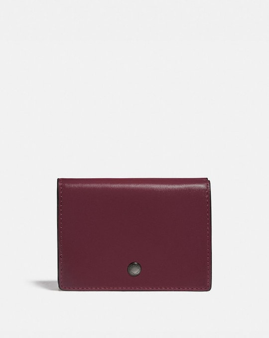 ORIGAMI COIN WALLET IN COLORBLOCK