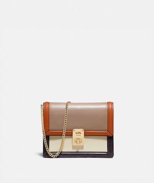 HUTTON BELT BAG IN COLORBLOCK