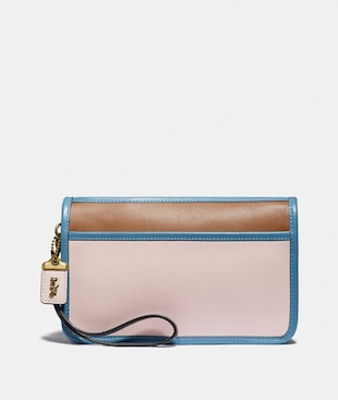 BRITT WRISTLET IN COLORBLOCK