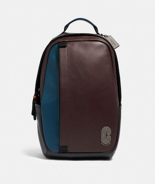 EDGE BACKPACK IN COLORBLOCK