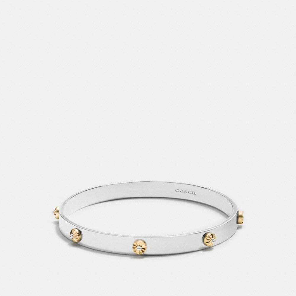 DAISY RIVET BANGLE