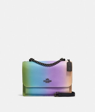 KLARE CROSSBODY WITH OMBRE
