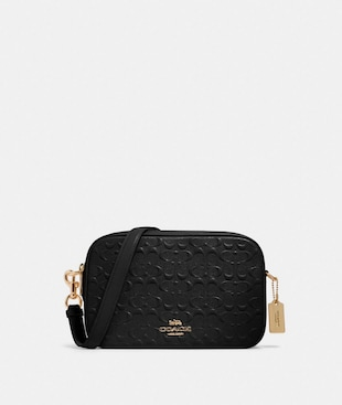 JES CROSSBODY IN SIGNATURE LEATHER