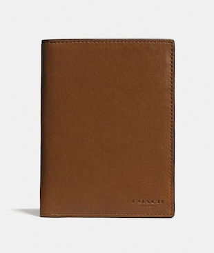 PASSPORT CASE IN SPORT CALF LEATHER