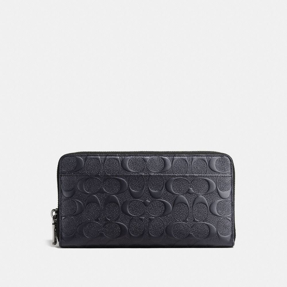 PORTE-DOCUMENTS EN CUIR CROSS-GRAIN EXCLUSIF