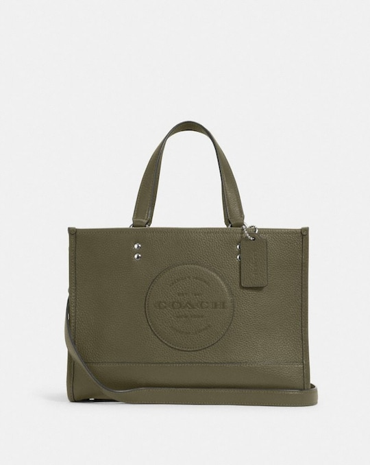 DEMPSEY CARRYALL WITH PATCH