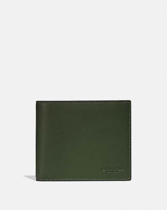3-IN-1 WALLET IN COLORBLOCK