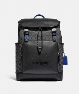 COACH : Nouveaux sacs pour hommes