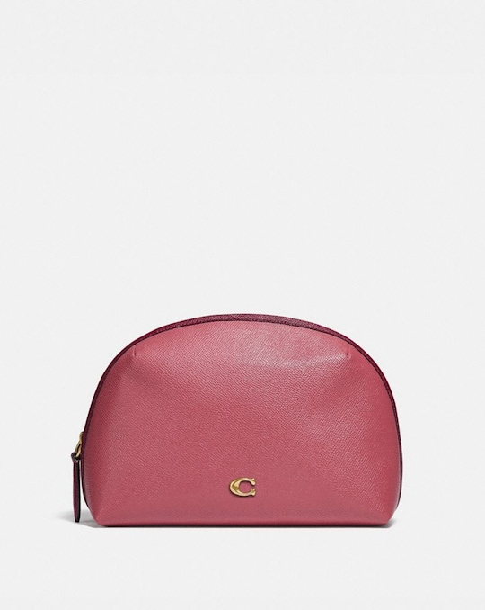 JULIENNE COSMETIC CASE 22 IN COLORBLOCK