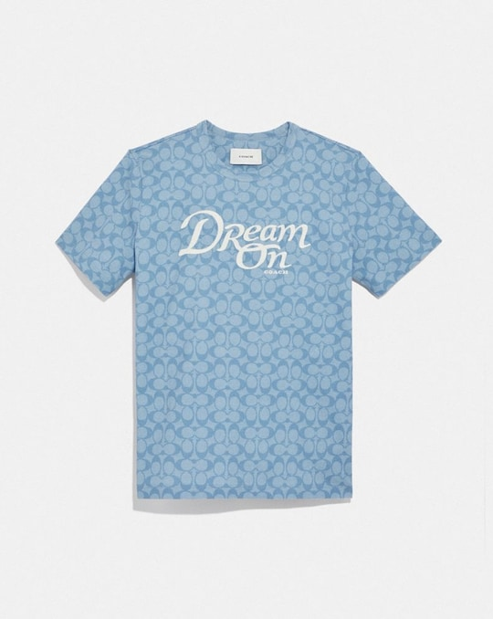 T-SHIRT DREAM EN COTON BIOLOGIQUE