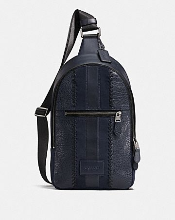 CAMPUS PACK WITH BASEBALL STITCH