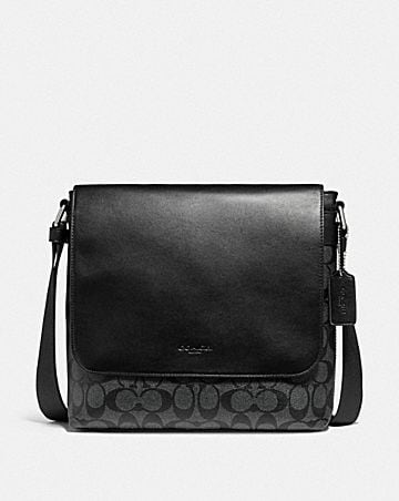 CHARLES SMALL MESSENGER IN SIGNATURE CANVAS