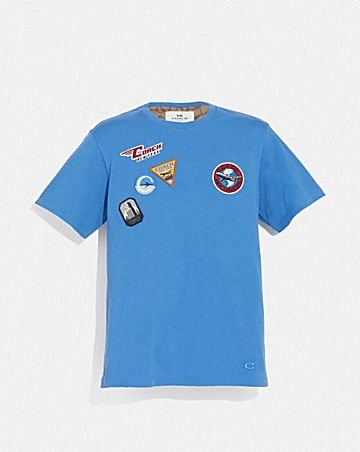TRAVEL PATCH T-SHIRT