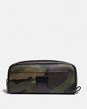 DOPP KIT WITH CAMO PRINT