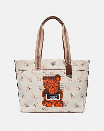 TOTE WITH VANDAL GUMMY