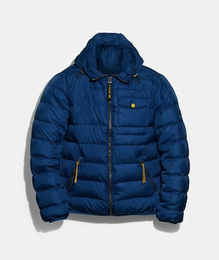 LIGHTWEIGHT DOWN JACKET