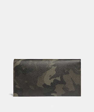 LARGE UNIVERSAL PHONE CASE WITH CAMO PRINT