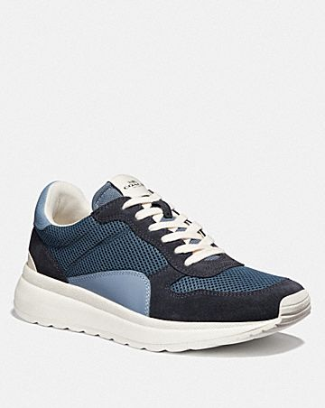 TECH RUNNER IN COLORBLOCK