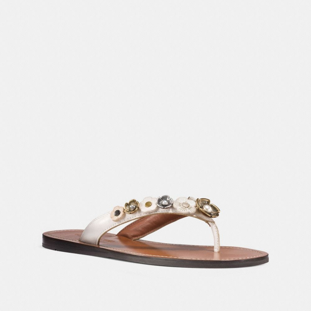 TEA ROSE MULTI FLIP FLOP