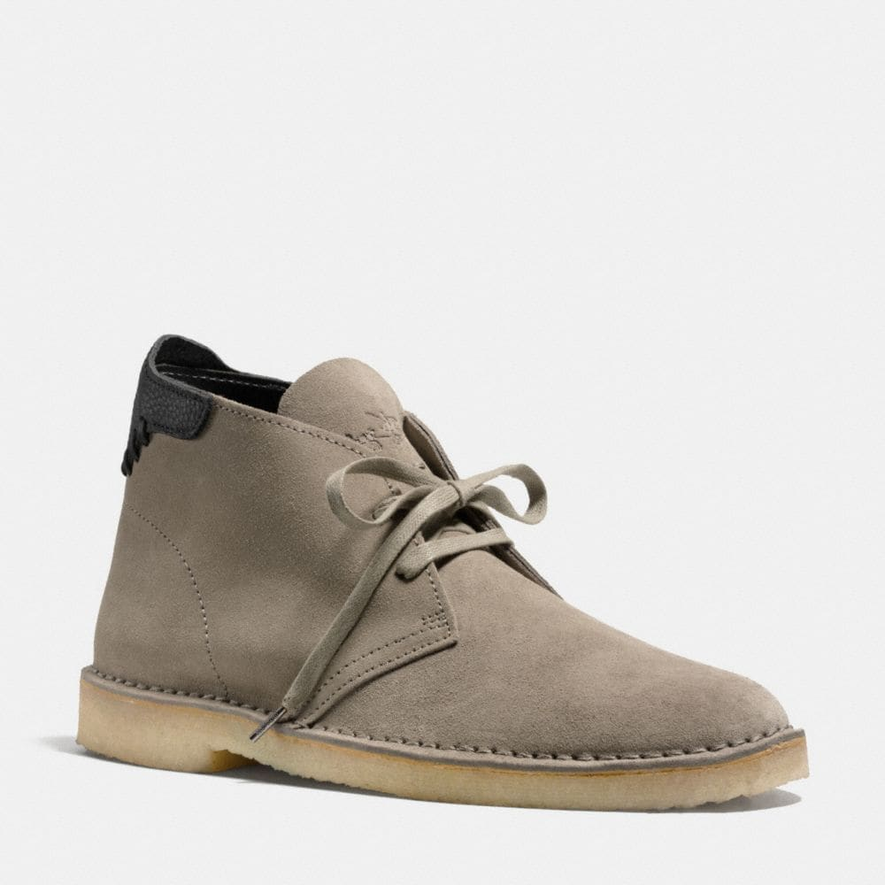 KINGSTON CHUKKA BOOT