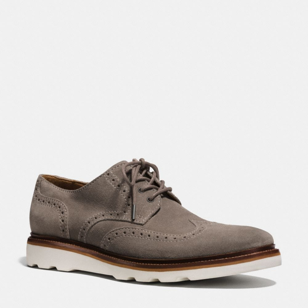 BEDFORD WINGTIP BOOT