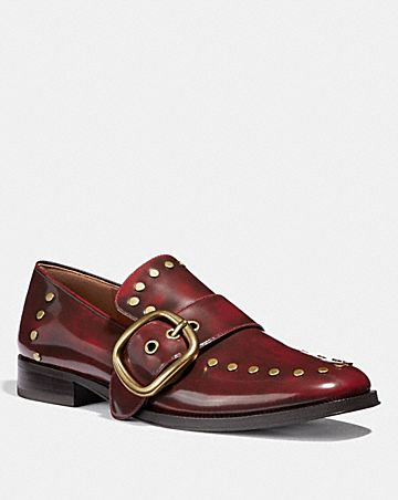 ALEXA LOAFER WITH STUDS