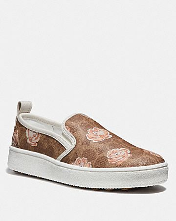 C115 WITH SIGNATURE FLORAL PRINT