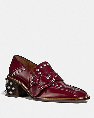 SIGNATURE BUCKLE LOAFER