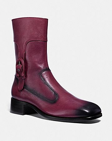 SIGNATURE BUCKLE BOOT