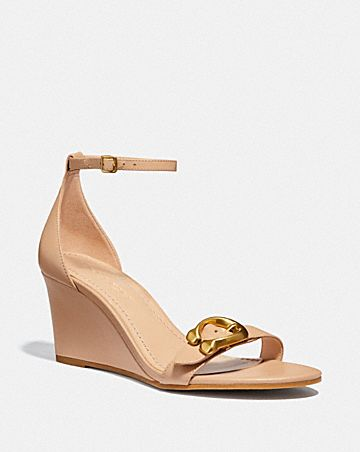 ODETTA WEDGE SANDAL