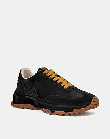 e302b0aba42 Men's Shoes | COACH ®
