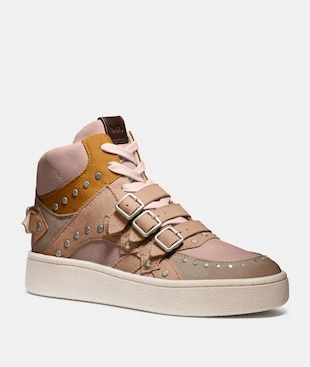 C219 HIGH TOP SNEAKER