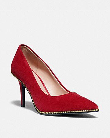 6b24dc8ac1 Women's Heels | COACH ®